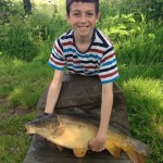 William B  15lb Pebmarsh Carp